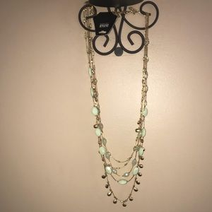 NWT beautiful necklace can wear short and long